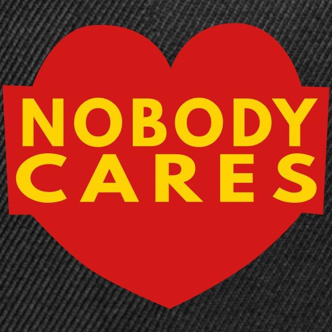 Nobody Cares - Golden