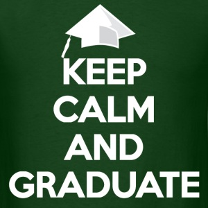 Keep Calm and Graduate - Men's T-Shirt