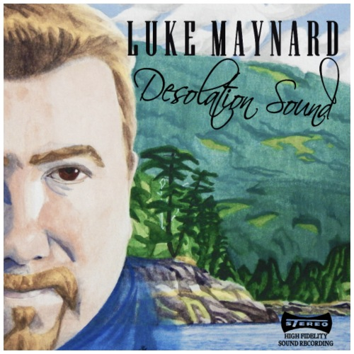 Luke Maynard - Desolation Sound cover