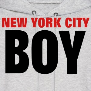 NEW YORK CITY BOY Hoodies - Men's Hoodie