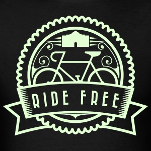 Ride Free Glow M - Men's T-Shirt