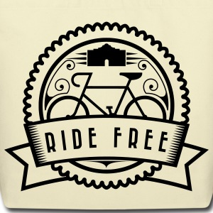 Ride Free Bag - Eco-Friendly Cotton Tote
