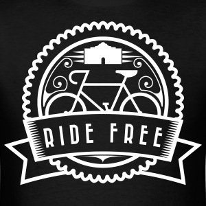 Ride Free M - Men's T-Shirt