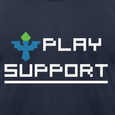 I Play Support T-Shirts