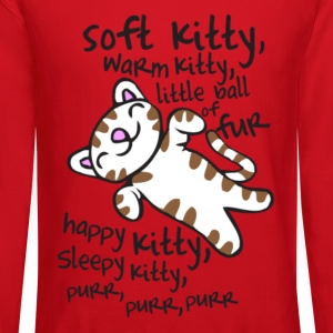 Big Bang Soft Kitty Warm Kitty Long Sleeve Shirts - Crewneck Sweatshirt