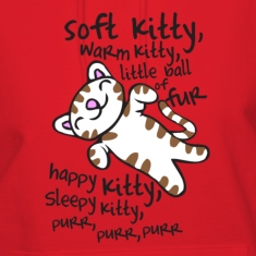 Big Bang Soft Kitty Warm Kitty Hoodies