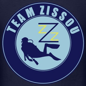 team_zissou T-Shirts - Men's T-Shirt