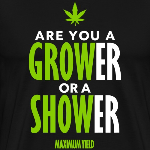 Are You a Grower or a Shower?