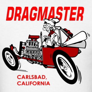 Dragmaster T-Shirts - Men's T-Shirt