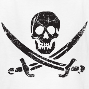 Pirate Kids' Shirts - Kids' T-Shirt