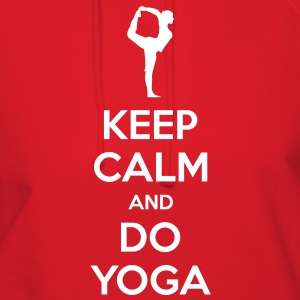 Keep Calm and do Yoga Women's Hoodie - Women's Hoodie