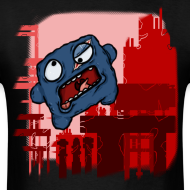 Design ~ Cookie Meat Boy Design #1
