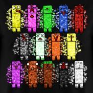 Design ~ Elemental Creeps Design #1