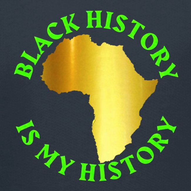 BLACK HISTORY BABY HOODY