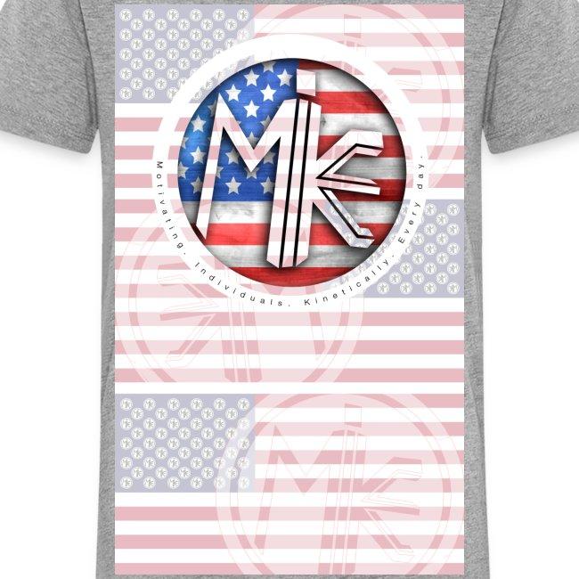 M.I.K.E. FLAG (Kids)