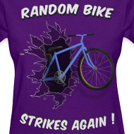 Design ~ Random Bike Strikes Again! (Women)