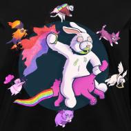 Design ~ Fun Bunny Wide w/Kittens (Women)