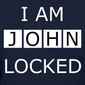 Johnlocked Women's T-Shirts - Women's T-Shirt