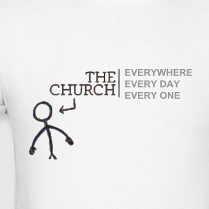 EVERYDAY CHURCH - Men's T-Shirt