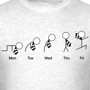 week days - Men's T-Shirt
