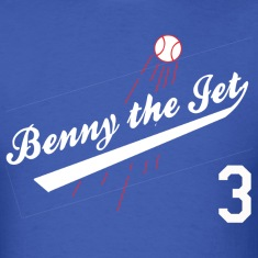 Benny the Jet for Blue_white 3 T-Shirts