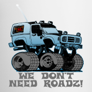 Design ~ We Don't Need Roads