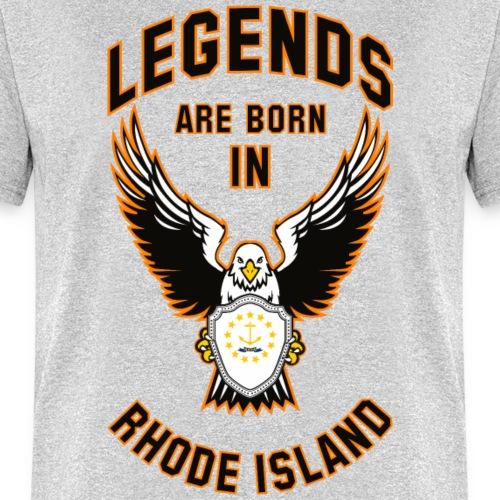 Legends are born in Rhode Island