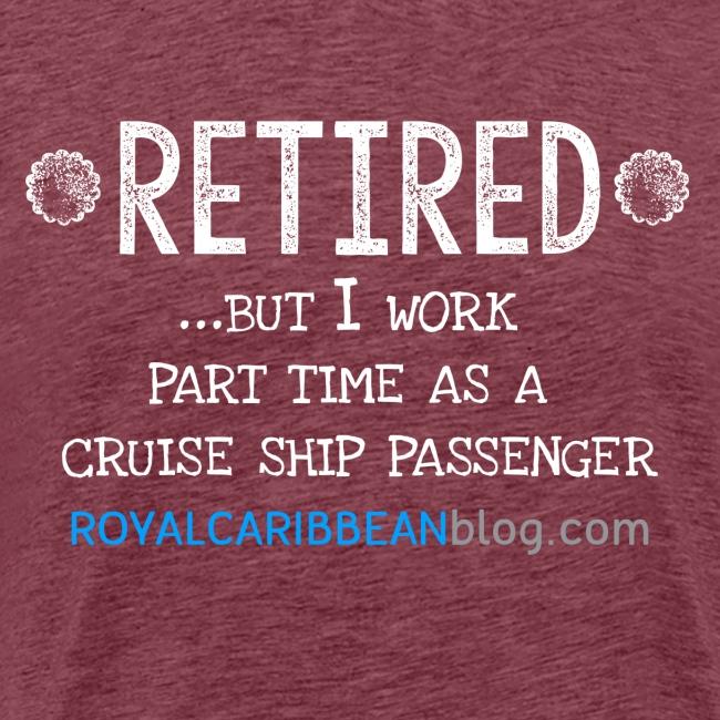 Men's Retired shirt