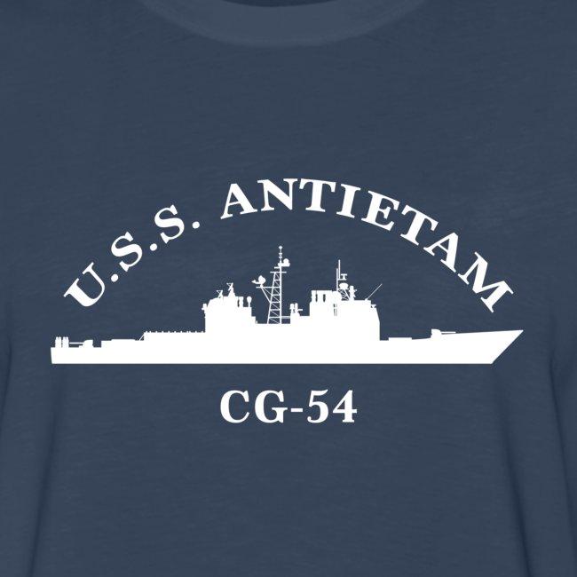 USS ANTIETAM CG-54 ARC LONG SLEEVE