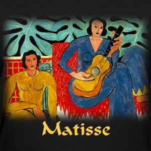 Matisse - Music - Women's T-Shirt