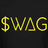 Design ~ $wag - Crew-neck