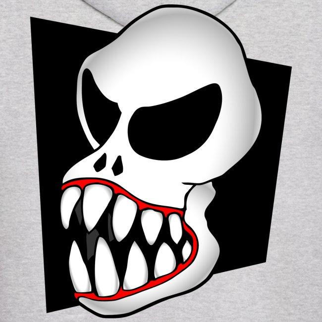 Monster Skull Hoodie