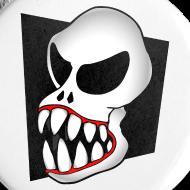 Design ~ Monster Skull small buttons