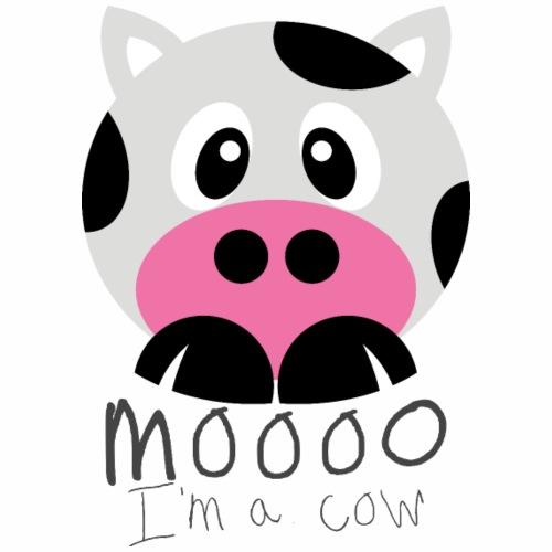 Mooo I'm a Cow