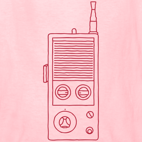 Walkie-Talkie Radio
