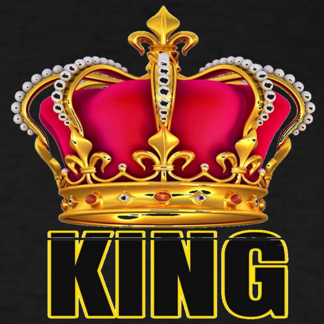 BLK KING T-SHIRT