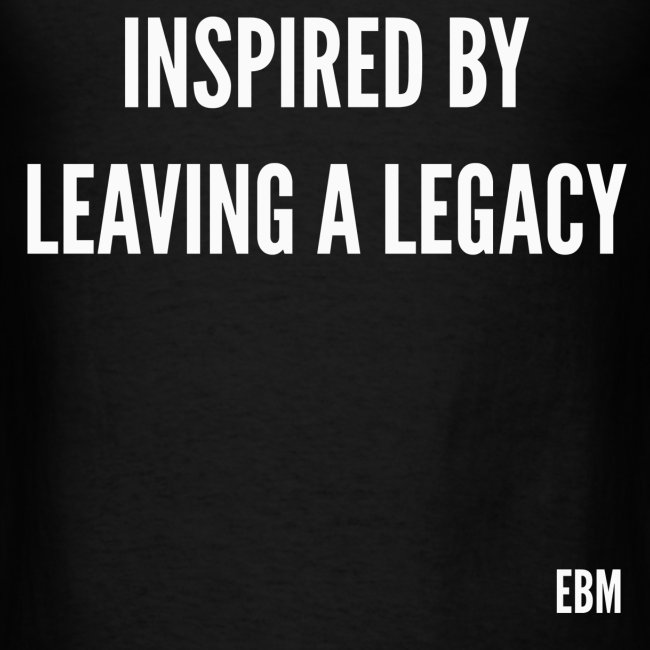 Empowered Black Male T Shirts By Lahart Inspired By Leaving A