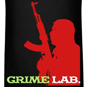 Grime Terrorist - Men's T-Shirt