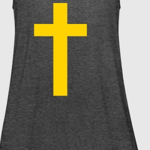 Cross  Tanks - Women's Flowy Tank Top by Bella