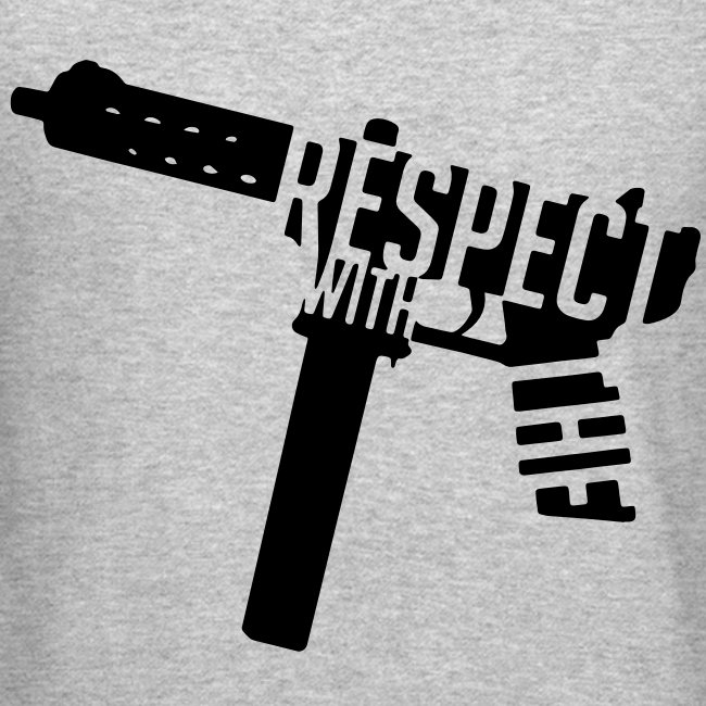 Respect With The Tec Sweatshirt