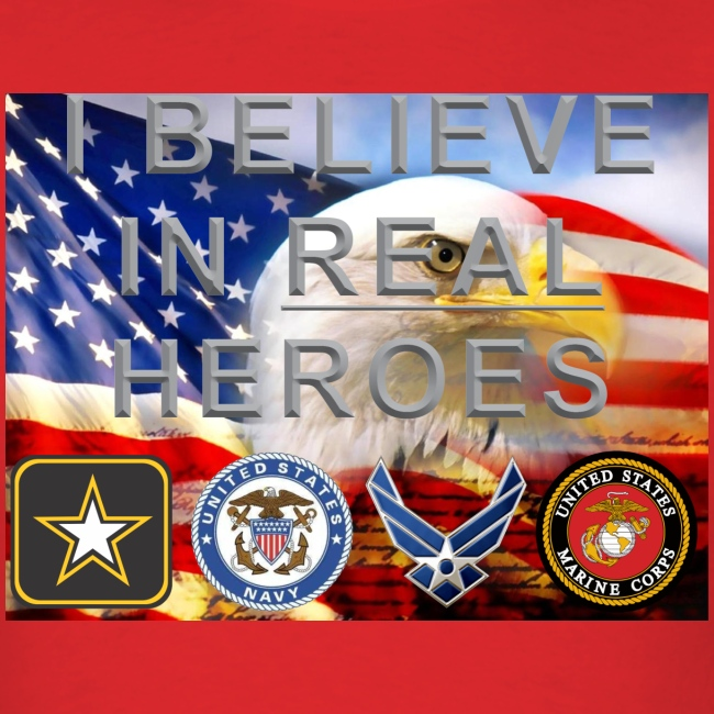 real heroes m