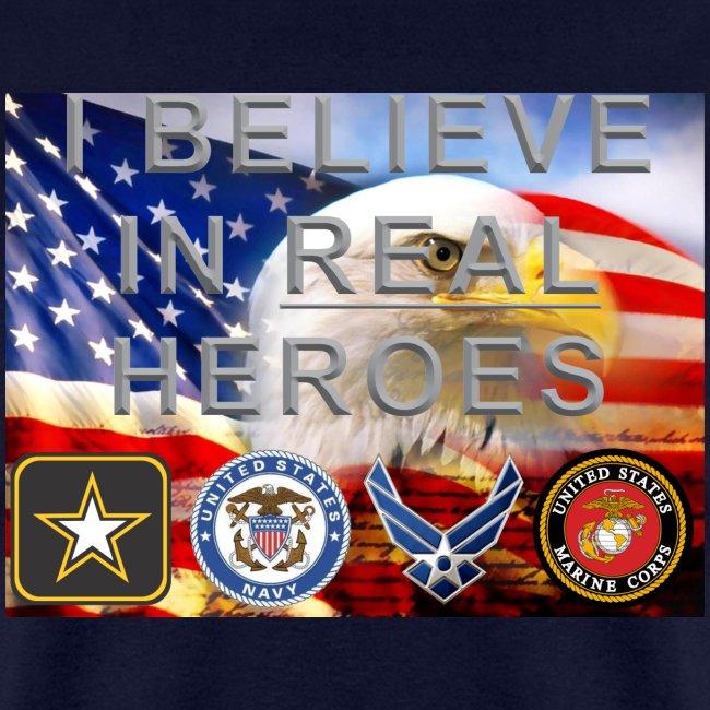 real heroes m c