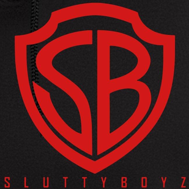 Slutty Boyz Zipper Hoodie