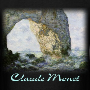 Monet - Rock Arch - Men's T-Shirt