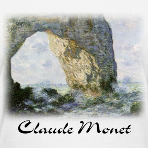 Monet - Rock Arch - Women's T-Shirt