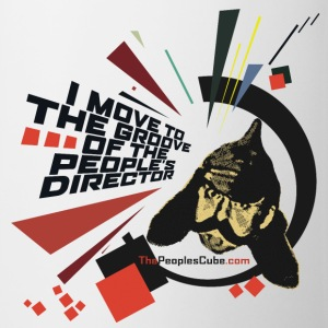 I move to the groove of the People's Director