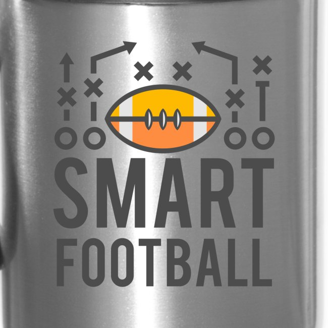 Smart Football Travel Mug