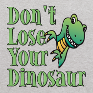 Design ~ Don't Lose Your Dinosaur Stepbrothers
