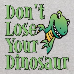 Don't Lose Your Dinosaur Stepbrothers Sweatshirts - Kids' Hoodie