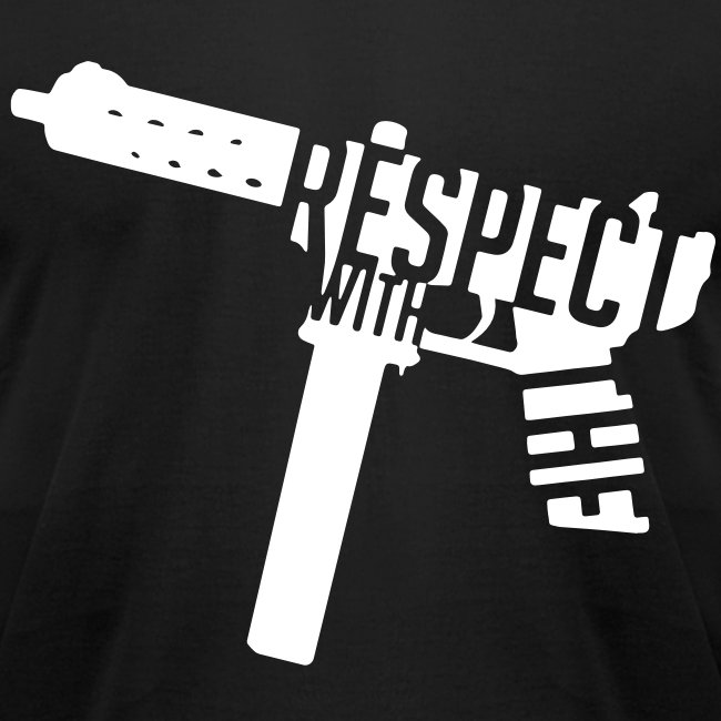 Respect With The Tec Tee
